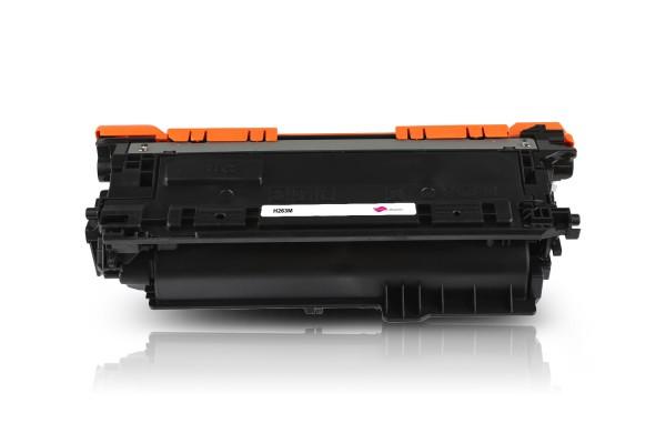Rebuilt zu HP CE263A / 648A Toner Magenta
