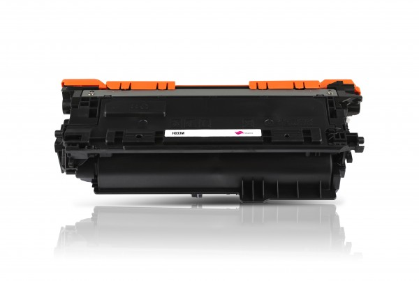 Rebuilt zu HP CF033A / 646A Toner Magenta
