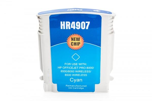 Kompatibel zu HP 940 XL / C4907AE Tinte Cyan