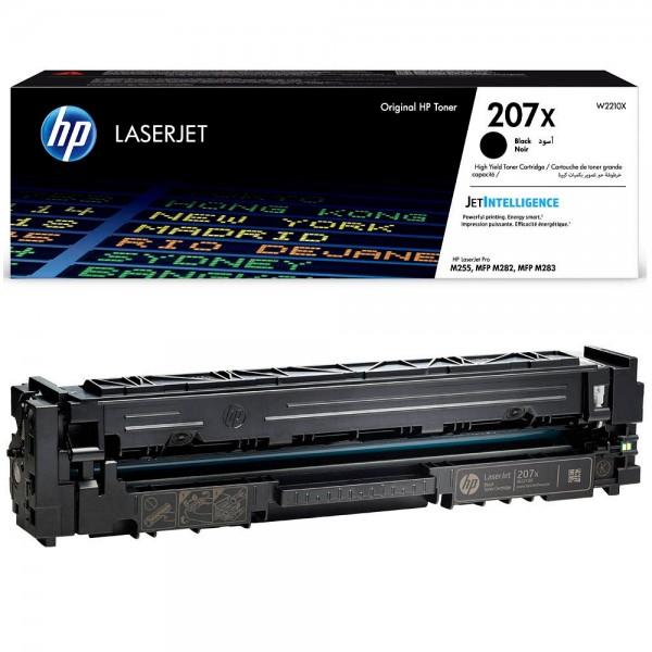 HP W2210X / 207X Toner Black