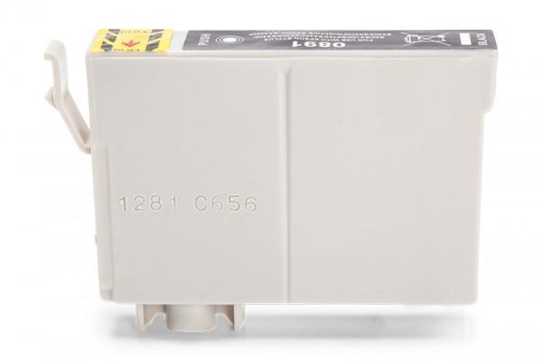 Kompatibel zu Epson T0891 / C13T08914010 Tinte Black