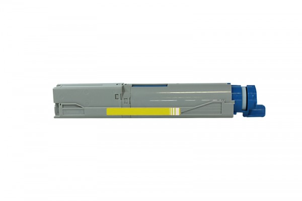 Kompatibel zu OKI 43459321 / 43459425 Toner Yellow