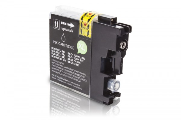 Kompatibel zu Brother LC-980BK XL Tinte Black