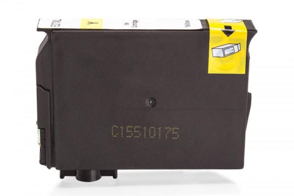 Kompatibel zu Epson 27 XL / C13T27144012 Tinte Yellow
