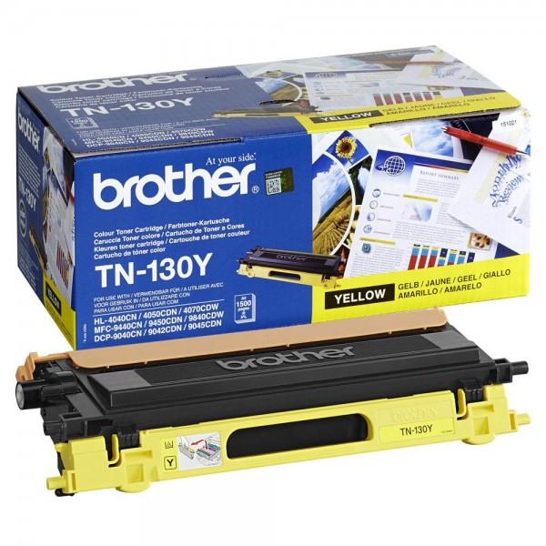 Brother TN-130Y Toner Yellow