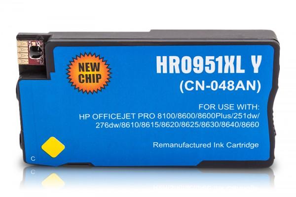 Kompatibel zu HP 951 XL / CN048AE Tinte Yellow
