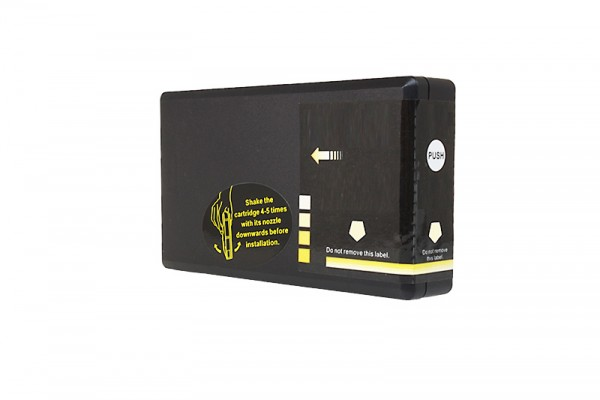 Alternativ zu Epson C13T70144010 / T7014 Tinte Yellow