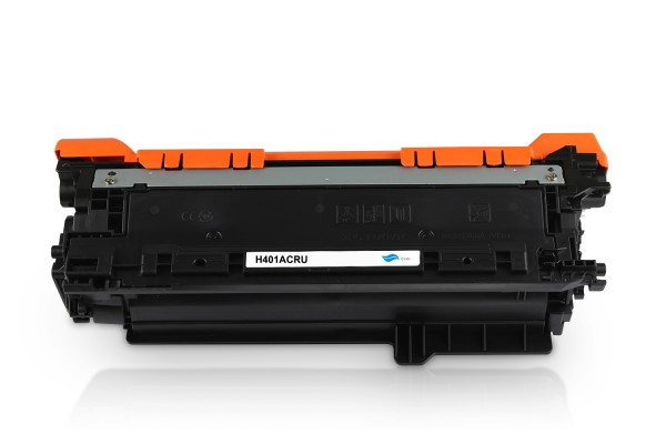 Kompatibel zu HP CE401A / 507A Toner Cyan