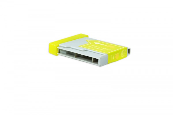Kompatibel zu Brother LC-970 Tinte Yellow