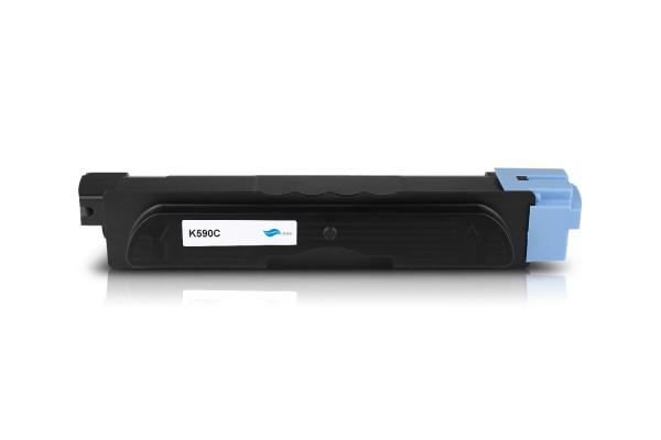 Kompatibel zu Kyocera TK-590C / 1T02KVCNL0 Toner Cyan
