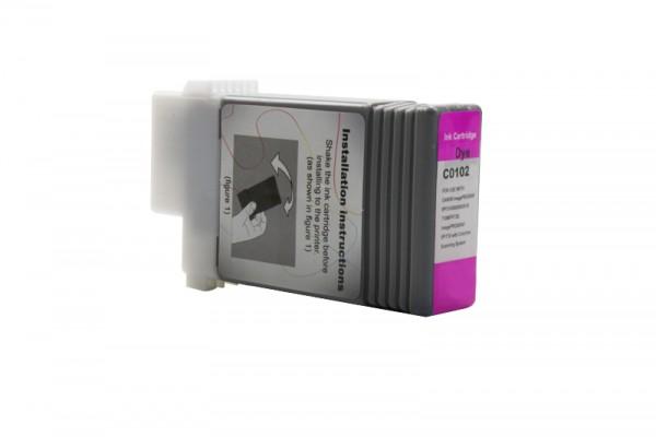 Kompatibel zu Canon 0897B001 / PFI-102M Tinte Magenta