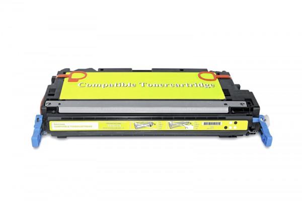 Kompatibel zu Canon 711Y / 1657B002 Toner Yellow