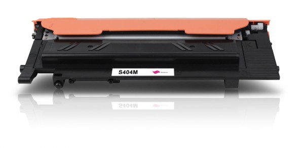 Rebuilt zu Samsung CLT-M404S (SU234A) Toner Magenta