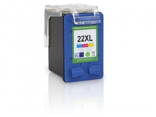 Kompatibel zu HP 22 XL / C9352CE Tinte Color (EU)