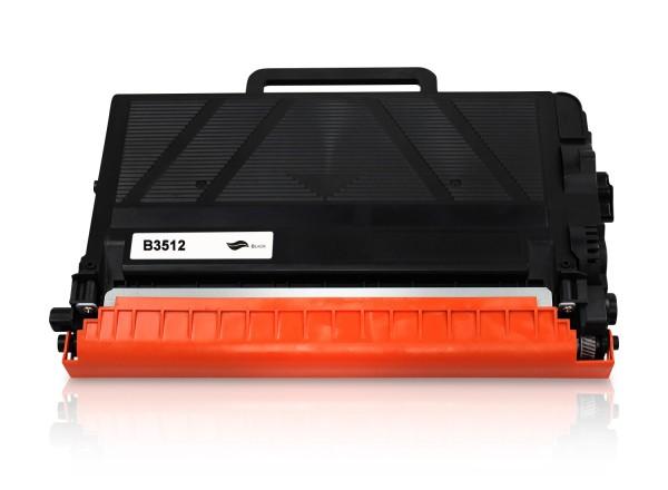 Kompatibel zu Brother TN-3512 Toner Black