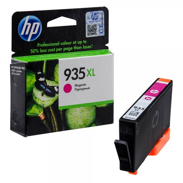 HP 935 XL / C2P25AE Tinte Magenta
