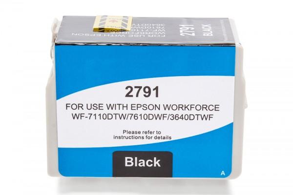 Kompatibel zu Epson 27 XL / C13T27114012 Tinte Black (BULK)