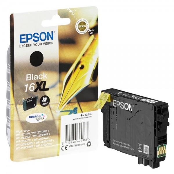 Epson 16 XL / C13T16314012 Tinte Black