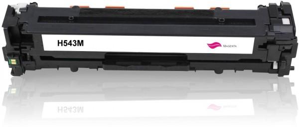 Kompatibel zu HP CB543A / 125A Toner Magenta
