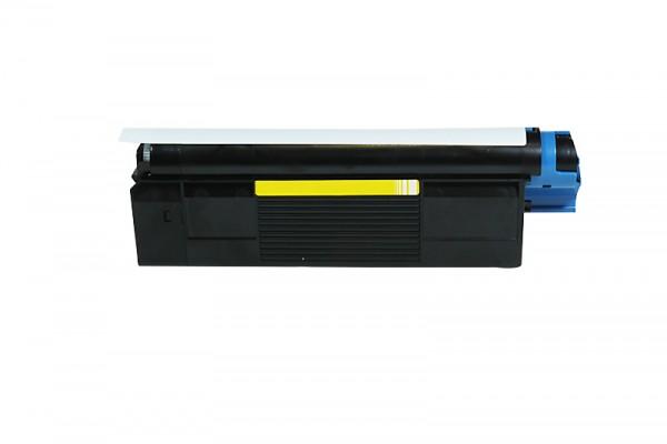 Kompatibel zu OKI 42127405 Toner Yellow XL