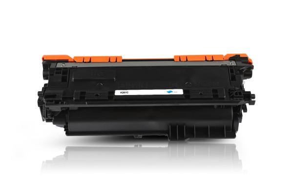 Rebuilt zu HP CE261A / 648A Toner Cyan