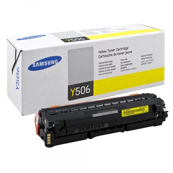 Samsung CLT-Y506L / SU515A Toner Yellow