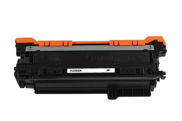Kompatibel zu HP CE250X / 504X Toner Black