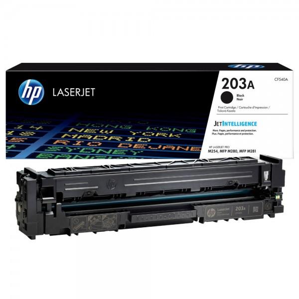 HP CF540A / 203A Toner Black