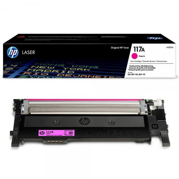 HP W2073A / 117A Toner Magenta
