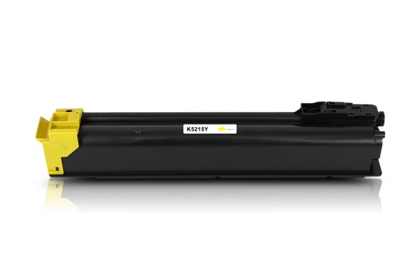 Kompatibel zu Kyocera TK-5215Y / 1T02R6ANL0 Toner Yellow