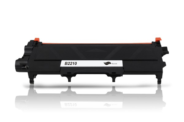 Kompatibel zu Brother TN-2210 Toner Black