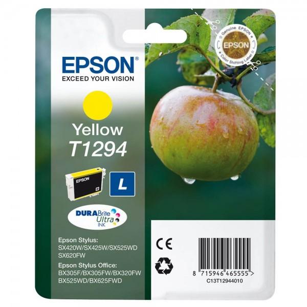 Epson T1294L / C13T12944012 Tinte Yellow