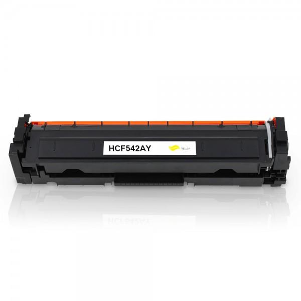 Kompatibel zu HP CF542A / 203A Toner Yellow