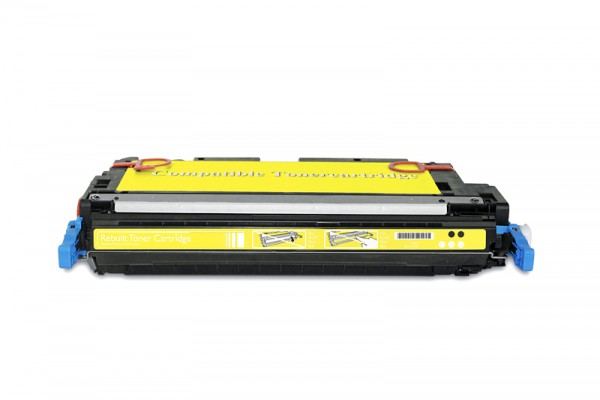 Kompatibel zu HP Q7562A Toner Yellow