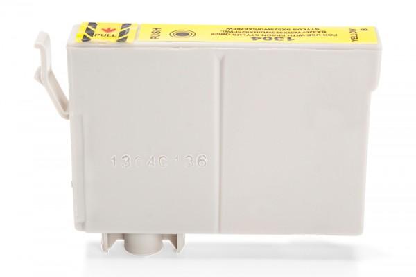 Kompatibel zu Epson T1304 / C13T13044010 Tinte Yellow XXL