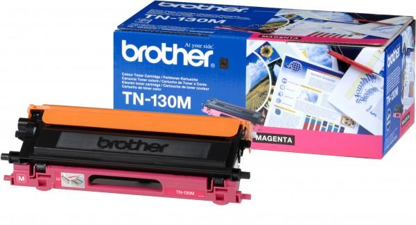 Brother TN-130M Toner Magenta