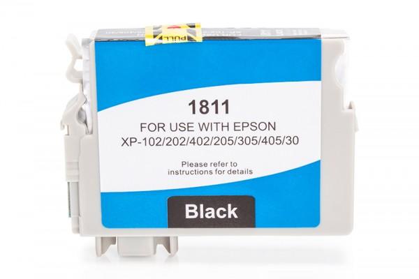 Kompatibel zu Epson 18 XL / C13T18114010 Tinte Black (BULK)