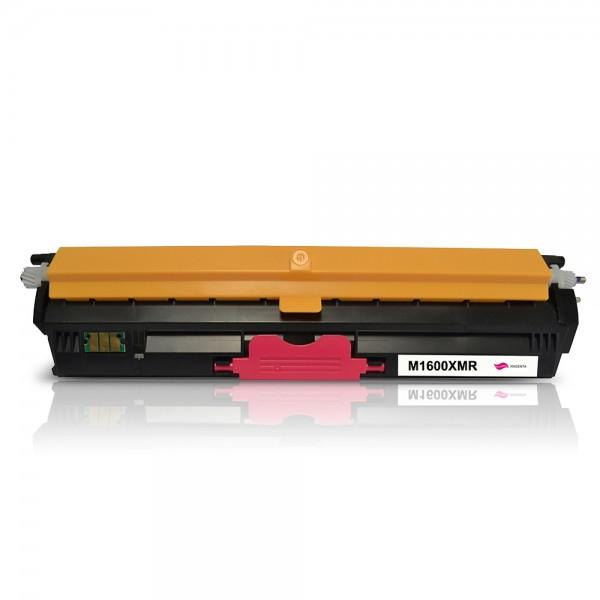 Rebuilt zu Konica Minolta A0V30CH / 1600W Toner Magenta