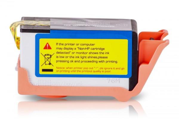 Kompatibel zu HP 907 XL / T6M19AE Tinte Black