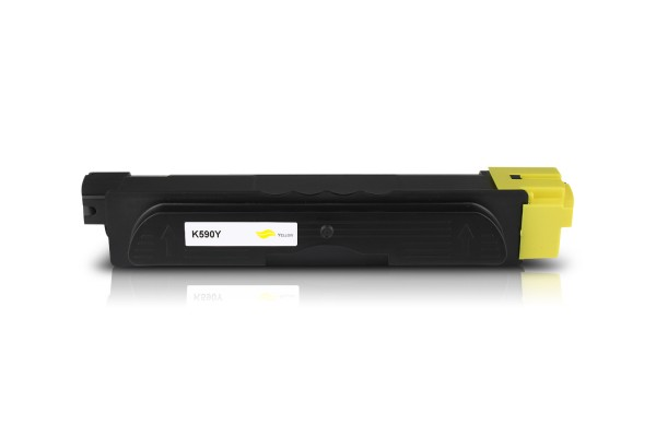 Kompatibel zu Kyocera TK-590Y / 1T02KVANL0 Toner Yellow
