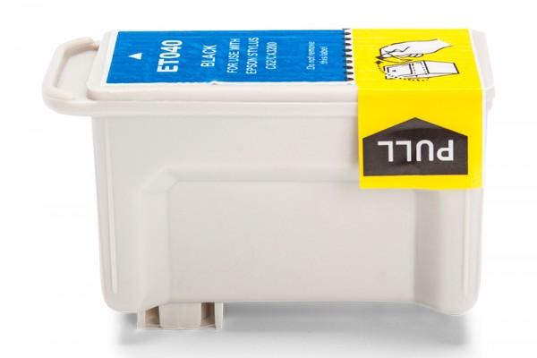 Kompatibel zu Epson T040 / C13T04014010 Tinte Black