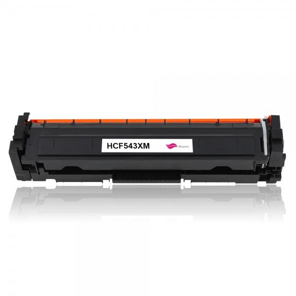 Kompatibel zu HP CF543X / 203X Toner Magenta