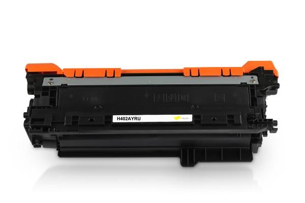 Kompatibel zu HP CE402A / 507A Toner Yellow