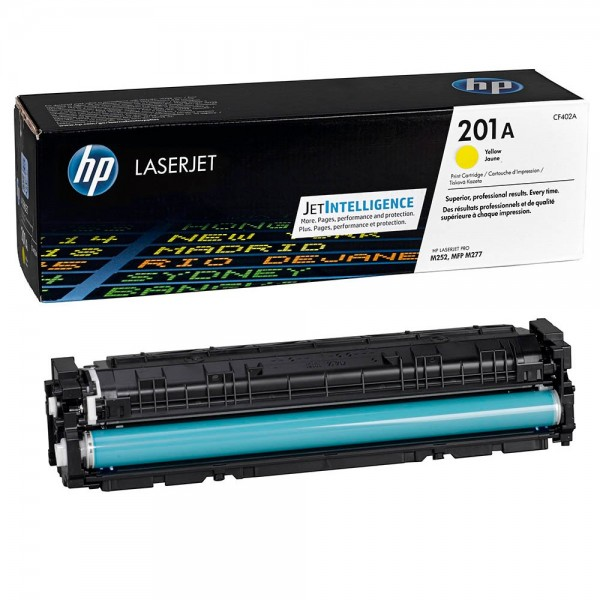 HP CF402A / 201A Toner Yellow