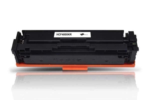 Kompatibel zu HP CF400X / 201X Toner Black