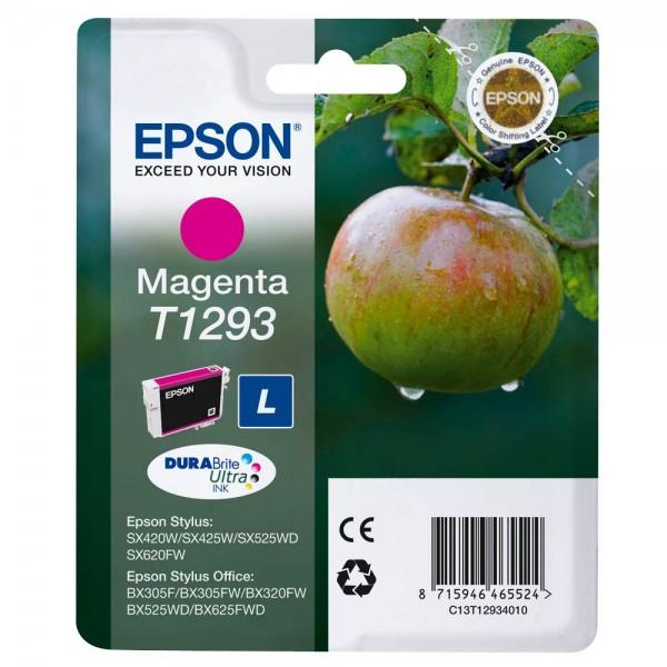 Epson T1293L / C13T12934012 Tinte Magenta