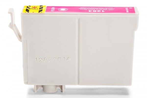 Kompatibel zu Epson T1283 / C13T12834011 Tinte Magenta