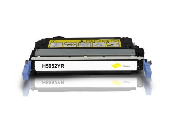 Rebuilt zu HP Q5952A / 643A Toner Yellow