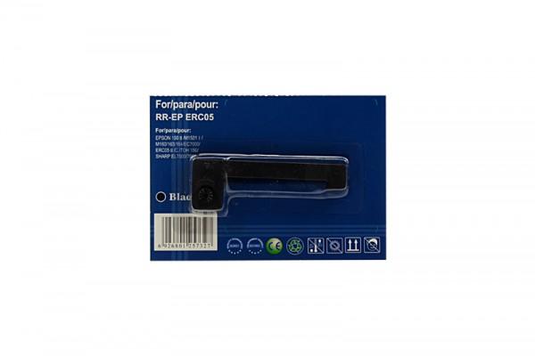 Kompatibel zu Epson C43S015352 / ERC05B Nylonband Black