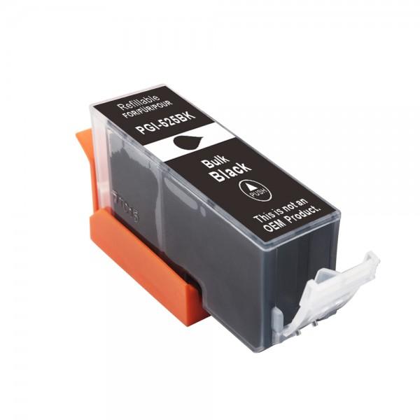 Kompatibel zu Canon PGI-525PGBK / 4529B001 Tinte Pigment-Black (BULK)